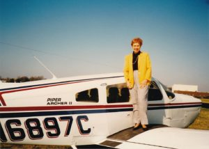 Wanda Whitsitt, founder of LifeLine Pilots